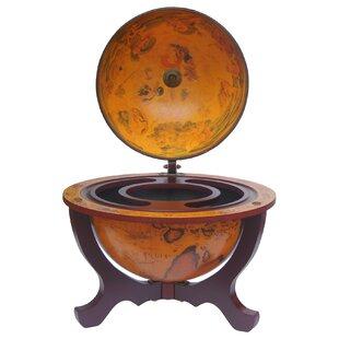 Matera Bar Globe by Waypoint Geographic