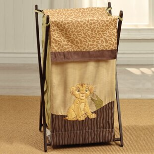 Reviews Disney Lion King Simba's Wild Adventure Appliqued Folding Hamper ByCarter's®