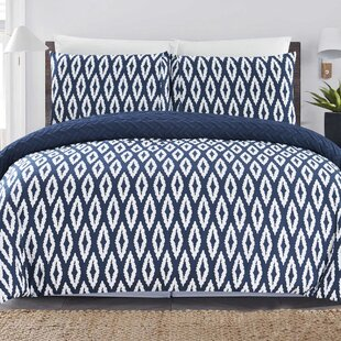 Orval 2 Piece Reversible Comforter Set