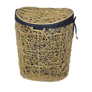 Laundry Basket By Bay Isle Home