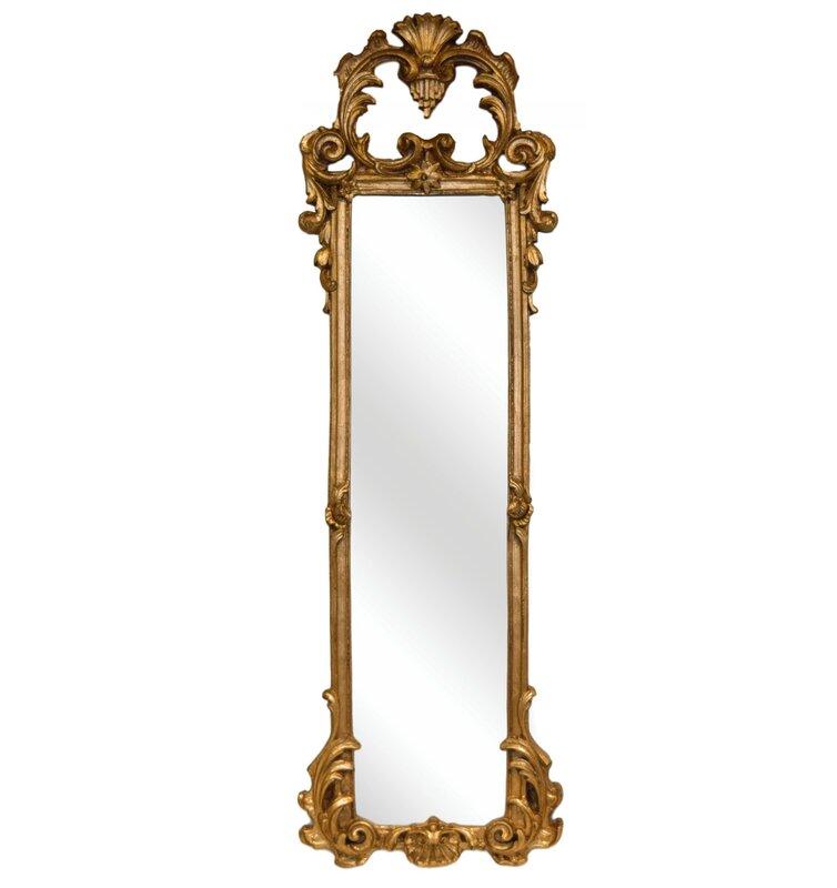 Fleur De Lis Living Juri Ornate Accent Mirror Reviews Wayfair