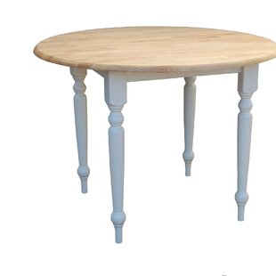 Andover Mills Belle Haven Double Drop Leaf Dining Table