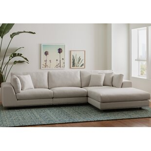 Syd Reversible Sectional by Orren Ellis Great Reviews