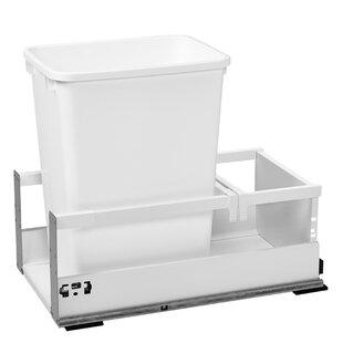 Rev-A-Shelf Servo 8.75 Gallon Pullout Trash Can