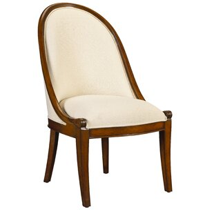 Preciado Upholstered Dining Chair One Allium Way