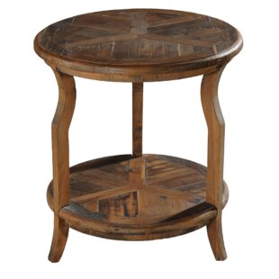 Reual James Pinehurst End Table