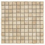 Ivory Travertine Tile Wayfair