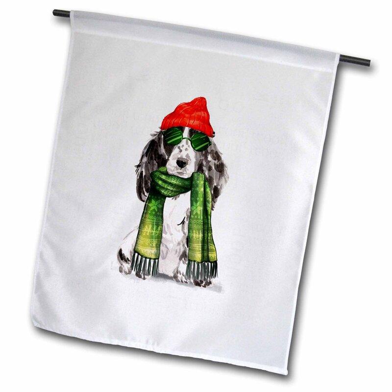 Red Barrel Studio Polyester Polyester Blend 18 X 12 In Garden Flag Wayfair