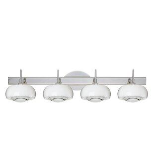 Besa Lighting Focus 4-Light Vanity Light