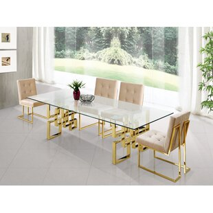 Robey 5 Piece Dining Set Willa Arlo Interiors