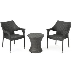 Dewart 3 Piece Conversation Set