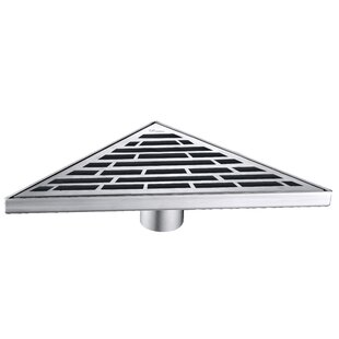 Dawn USA Amazon River Grid Shower Drain with Overflow