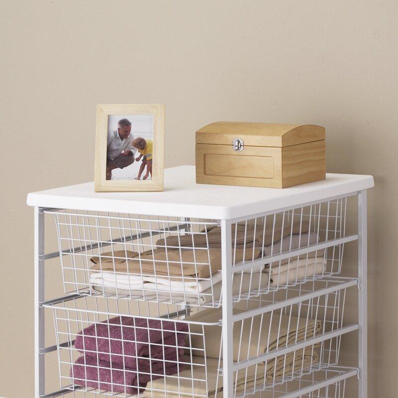 Top For Basket Organizer Kit