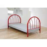 Annabella Twin Open-Frame Headboard and Footboard by Harriet Bee