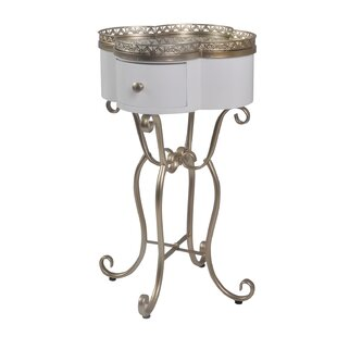 Reviews Abston Clover End Table by Rosdorf Park Reviews (2019) & Buyer's Guide