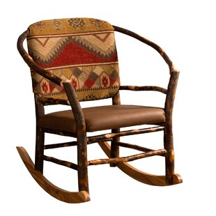 Loon Peak Queens Boulevard Rocking Chair