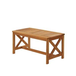 Arianna Teak Coffee Table Image