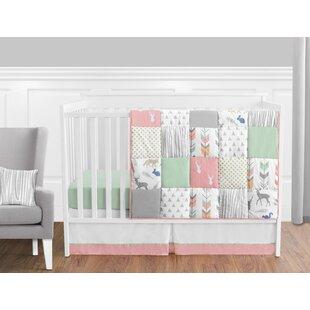Coupon Woodsy 11 Piece Crib Bedding Set BySweet Jojo Designs