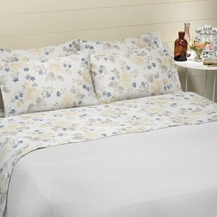 Bridgeport 4 Piece 100% Cotton Sheet Set