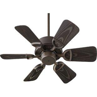30 Wojtowicz Ceiling Fan with Remote