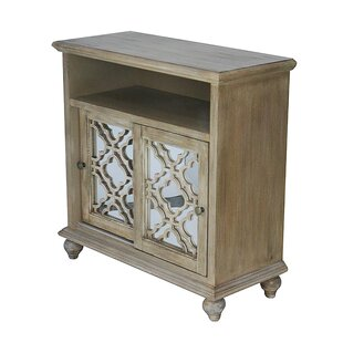 2 Door Accent Cabinet by H..