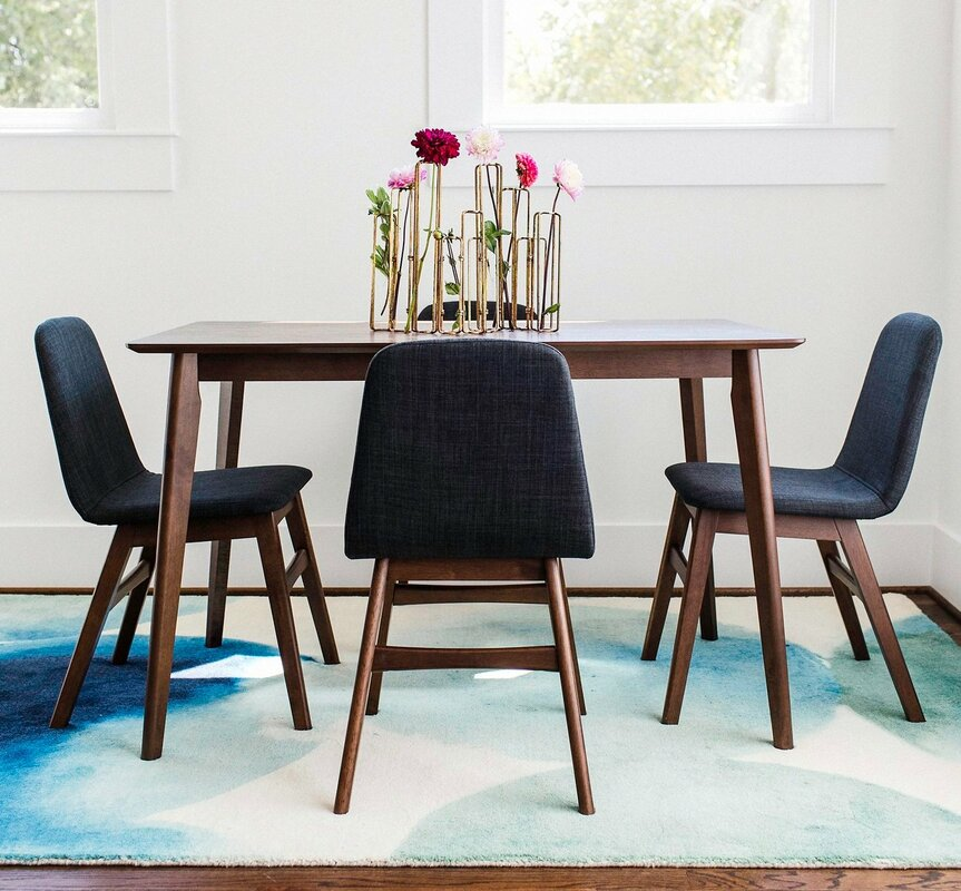 Caitlin 5 Piece Breakfast Nook Dining SetCorrigan Studio Caitlin 5 Piece Breakfast Nook Dining Set  . Nook Dining Set With Chairs. Home Design Ideas