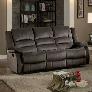 Inexpensive Hinojos Reclining Sofa by Red Barrel Studio Reviews (2019) & Buyer's Guide