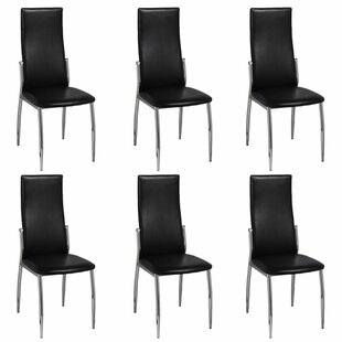 Albano Upholstered Dining Chair (Set of 6..
