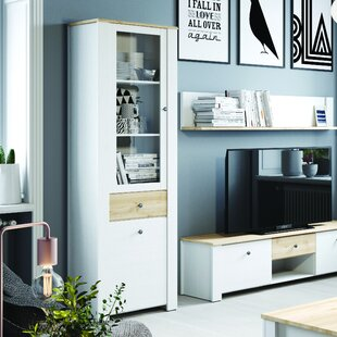Stonehaven Display Cabinet By Breakwater Bay