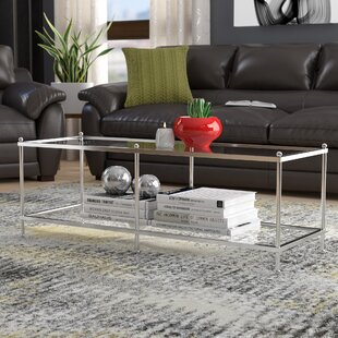 Stamford Coffee Table with Storage by Wrought Studio
