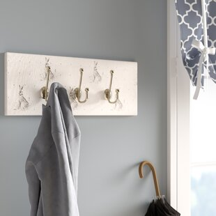 Brad Wall Mounted Coat Rack By Brambly Cottage