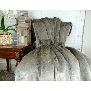 Loon Peak Weidler Luxury Tissavel Two Tone Bedspread