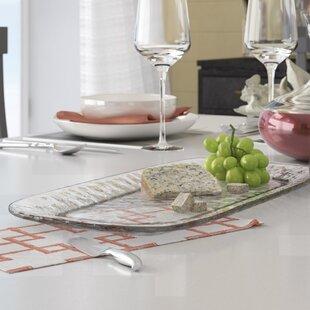 Tuscola Appetizer Melamine Platter