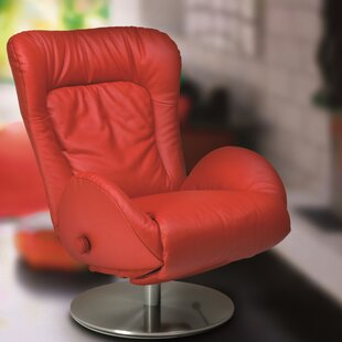 Lafer Amy Leather Recliner