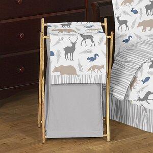Woodland Animals Laundry Hamper