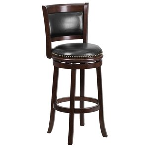 Elie 29'' Swivel Bar Stool by Red Barrel Studio