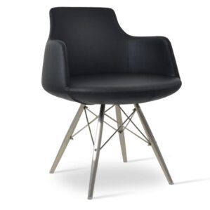 Dervish Dining Chair by sohoConcept