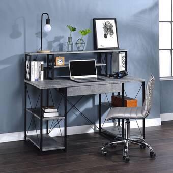 Williston Forge Buchan Desk Wayfair