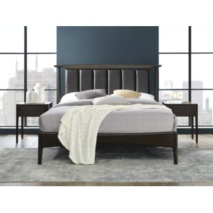 Cypress Upholstered Platfrom Bed by Greenington