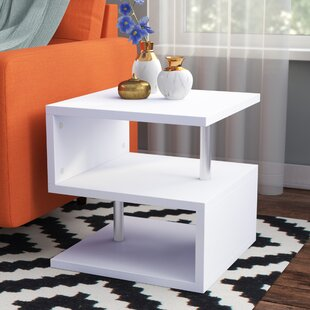 Mariah End Table by Latitu..