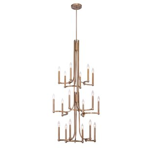 Eurofase Cantu 18-Light Chandelier