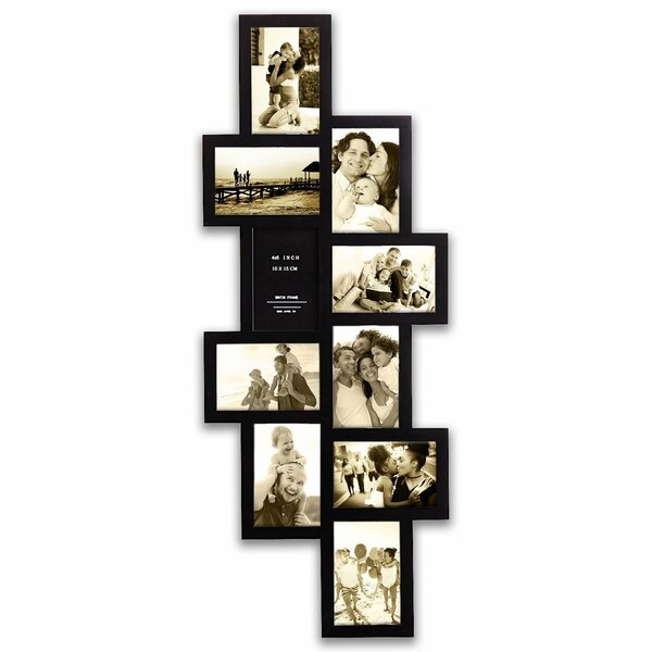 Winston Porter 10 Piece Gettinger Collage Picture Frame | Wayfair