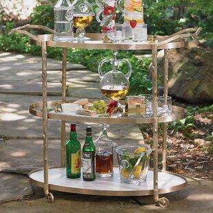 Studio A Home Arbor Bar Cart
