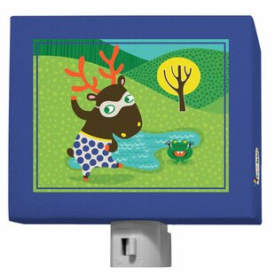 Oopsy Daisy Funky Woodland Creatures Night Light