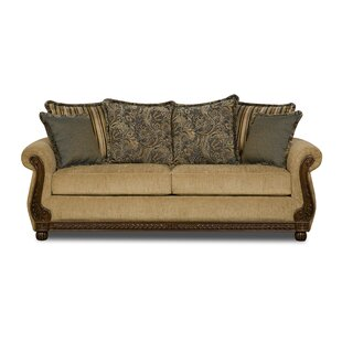 Simmons Upholstery Freida Sofa by Astoria Grand