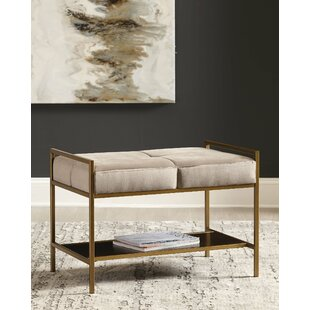Mercer41 Tocoloma Upholstered Bench