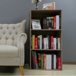 Lucretia Standard Bookcase by Wrought Studio Best #1