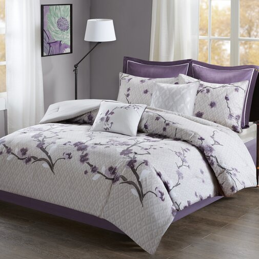 Buchanan 8 Piece Comforter Set
