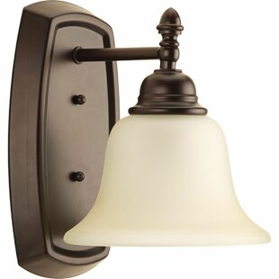 Abdou 1-Light Bath Sconce ..