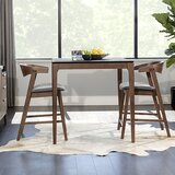 Monahan 7 - Piece Counter Height Dining Set (Set of 3) by Corrigan Studio®